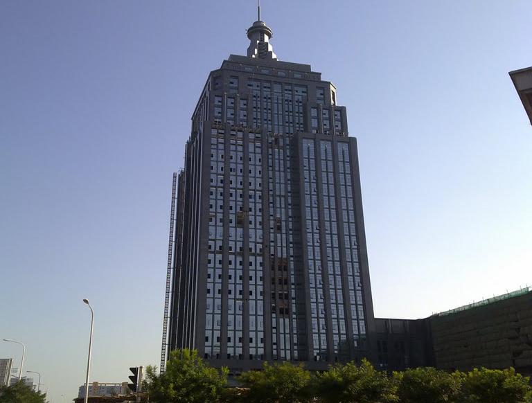 宁夏银行办公大厦