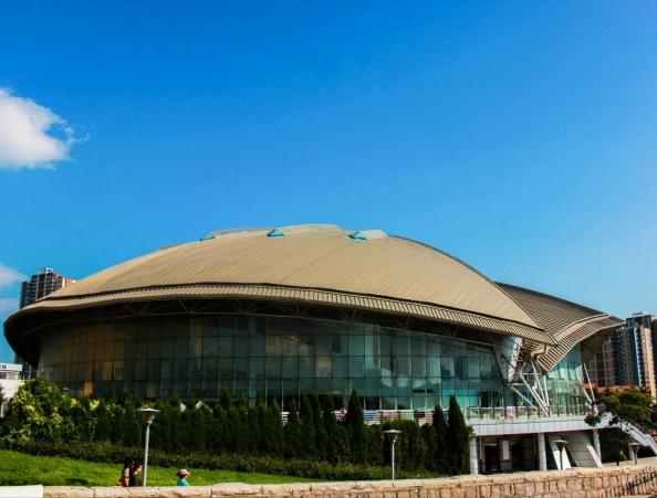 青岛石油大学体育馆