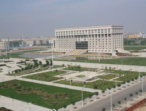 宁夏海原行政中心